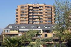 Constructions dans Avenida Kennedy Photos stock