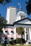 Constructions de capitale de l'État de la Floride Image stock