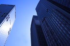 Constructions de corporation Photo libre de droits