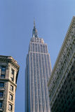 Constructions de Manhattan Photo stock