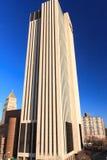 Constructions de New York Photographie stock libre de droits