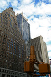 Constructions de New York City Photo stock