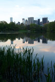 Constructions de NY de Central Park Image stock