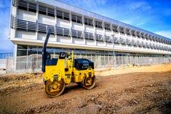 Constructions de routes Photographie stock libre de droits
