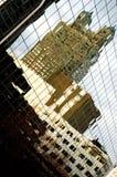 Constructions de ville photographie stock