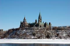 Constructions du Parlement photos stock