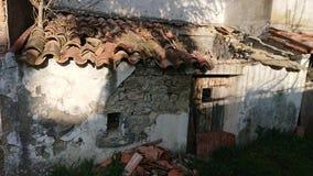 Constructions en pierre antiques photo stock