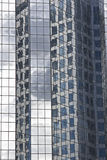 Constructions en verre modernes et architecture Photos stock