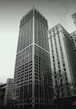 Constructions historiques à Detroit du centre photos stock