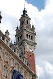 Constructions historiques à Lille Photos stock