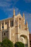 Constructions historiques cathédrale, église de Madrid images libres de droits