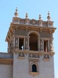 Constructions historiques de balboa de la Californie Image libre de droits