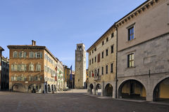 Constructions italiennes image libre de droits
