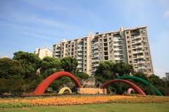 Constructions résidentielles Image stock
