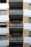 Constructions résidentielles Images libres de droits