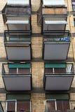 Constructions résidentielles Photographie stock
