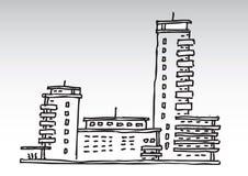 Constructions résidentielles d'attraction de main
