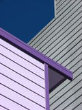 Constructions, San Francisco, la Californie, Etats-Unis Photos libres de droits