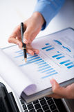 Constructive analysis Stock Image