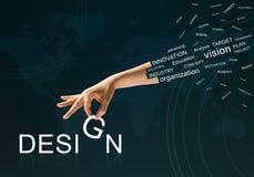 Constructive ideas Stock Image
