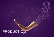 Constructive ideas Stock Photography