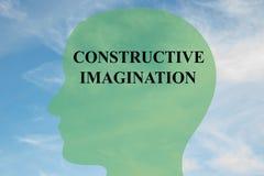 Constructive Imagination concept Stock Photography