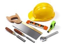 Constructon-Ausrüstung Lizenzfreie Stockbilder