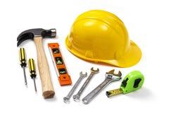 Constructon sats Royaltyfri Fotografi