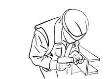 Constructor Imágenes de archivo libres de regalías