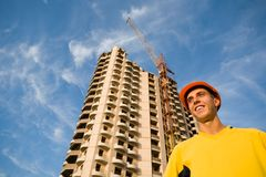 Constructor Imagen de archivo libre de regalías