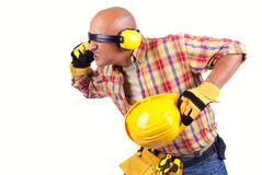 Constructor Royalty Free Stock Image
