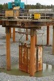 Constructores de puente Fotos de archivo