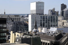 Construções novas em Londres Reino Unido Europa Imagens de Stock Royalty Free