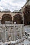 Construido entre la mezquita 1569 y 1575 de Selimiye en la ciudad de Edirne, Tracia del este, Turquía imagenes de archivo