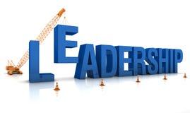 Construindo uma liderança Fotografia de Stock Royalty Free