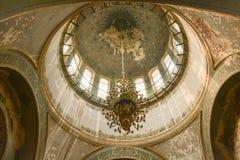 Construit dans l'église de l'est Photographie stock