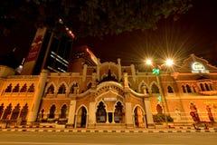 A construção anterior do tribunal federal no quadrado de Merdeka Foto de Stock Royalty Free