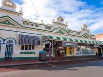 Construção da herança em York, Austrália Ocidental Fotografia de Stock
