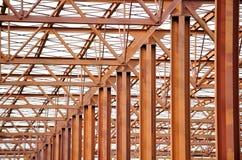 Construção de aço Fotos de Stock Royalty Free