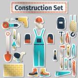 Construstion icons set Stock Photos