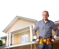 Construtor profissional Fotografia de Stock