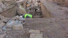 Construtor que classifica tijolos vídeos de arquivo