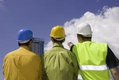Construtores Fotos de Stock Royalty Free