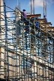 Construtores Foto de Stock