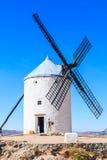Consuegra,西班牙 免版税库存照片