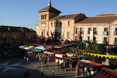 consuegra Ισπανία Στοκ φωτογραφίες με δικαίωμα ελεύθερης χρήσης