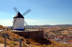 Consuegra Ла Mancha стоковое изображение rf