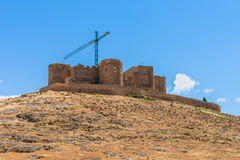 Consuegra, Castilla la Mancha, Spain Royalty Free Stock Photography
