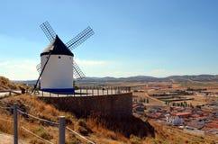 Consuegra La Mancha lizenzfreies stockbild