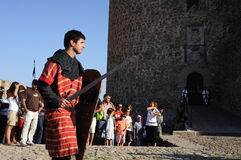 Consuegra - Spain Royalty Free Stock Image